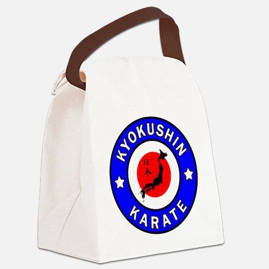 Kyokushin Canvas Lunch Bag