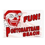 Pontchartrain Beach Postcards (Package of 8)