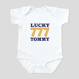 Lucky Tommy Infant Bodysuit