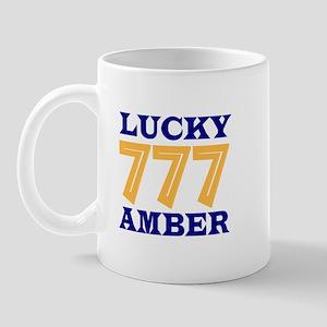 Lucky Amber  Mug
