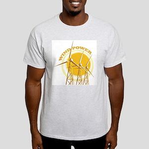 Wind Power Light T-Shirt