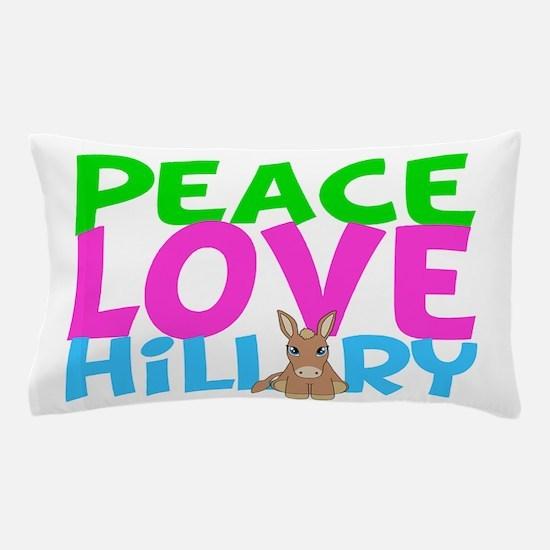 Love Hillary Pillow Case