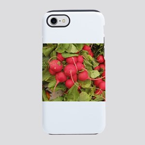 bunch of radishes with some br iPhone 7 Tough Case