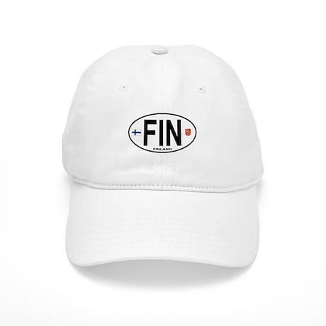 Finland Euro Oval Cap