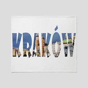 Krakow Throw Blanket