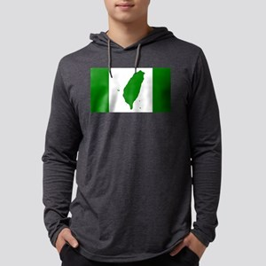 Taiwan Independence Movement F Long Sleeve T-Shirt