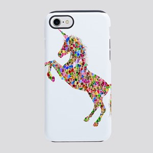 Prismatic Rainbow Unicorn iPhone 7 Tough Case