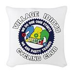 Vicc Woven Throw Pillow