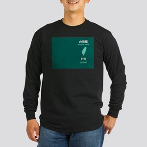 Taiwan Independence Movement T Long Sleeve T-Shirt