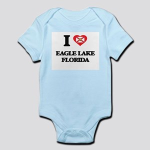 I love Eagle Lake Florida Body Suit