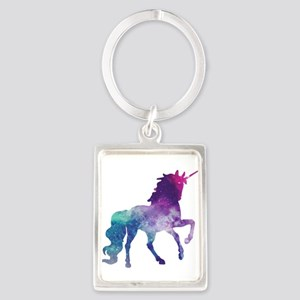 Super Nova Unicorn Keychains