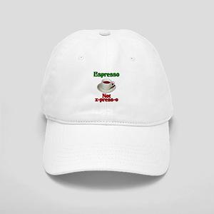 Espresso Not x-press-o Cap