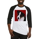 JRT Puppy Ink Sketch Baseball Jersey