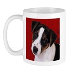 JRT Puppy Ink Sketch Mug