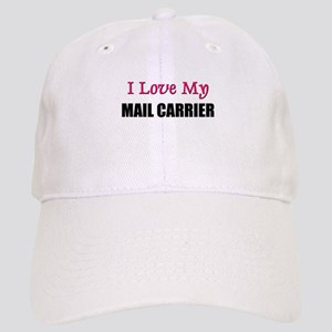 I Love My MAIL CARRIER Cap