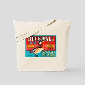 Duckwall Brand Pears Vintage Tote Bag