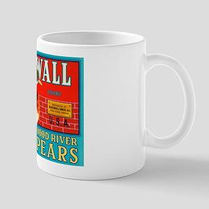 Duckwall Brand Pears Vintage Mug
