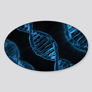 Microscopic DNA Sticker
