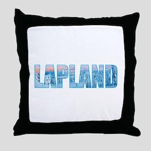 Lapland Throw Pillow