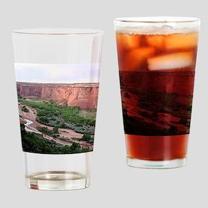 Canyon De Chelly, Arizona, USA 2 Drinking Glass