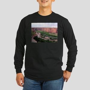 Canyon De Chelly, Arizona, USA Long Sleeve T-Shirt
