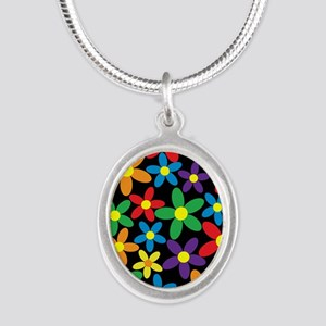 Flowers Colorful Necklaces