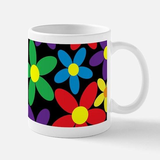 Flowers Colorful Mugs