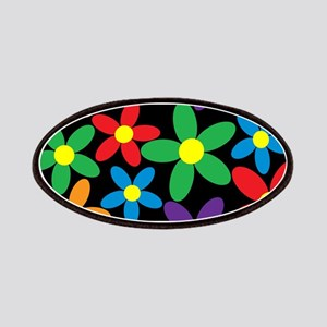Flowers Colorful Patch