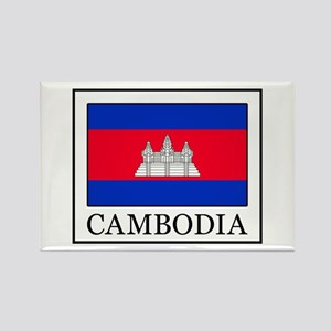 Cambodia Magnets