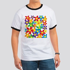 Flowers Colorful T-Shirt