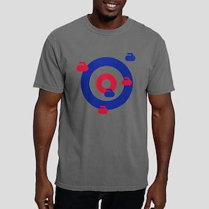 Curling field targe T-Shirt