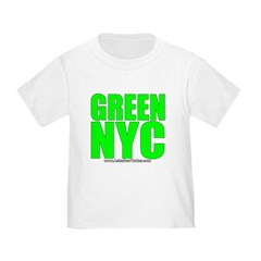 GREEN NYC T