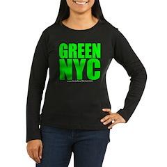 GREEN NYC T-Shirt