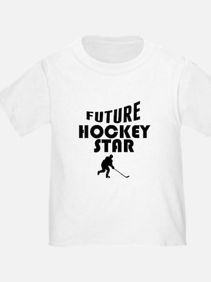 Future Hockey Star T-Shirt