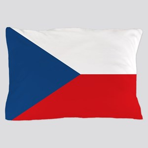 Czech Republic Flag Pillow Case