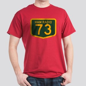 VK 73 Green+Gold T-Shirt