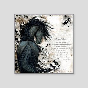 DreamWalker Horse by Bihrle Sticker