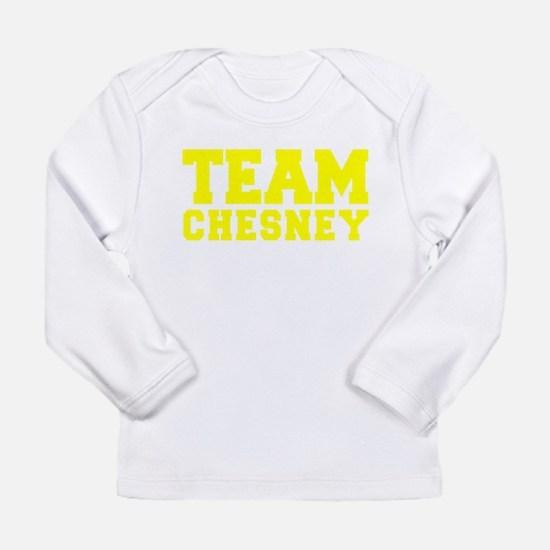 TEAM CHESNEY Long Sleeve T-Shirt