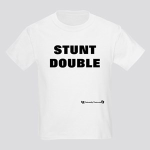 Twins - Production Crew/Stunt Double Kids T-Shirt