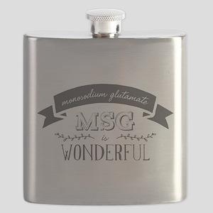 MSG is Wonderful Flask