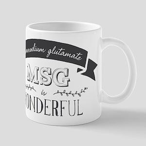 MSG is Wonderful Mug