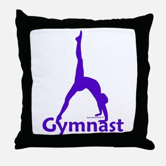 Gymnastics Pillow - Gymnast