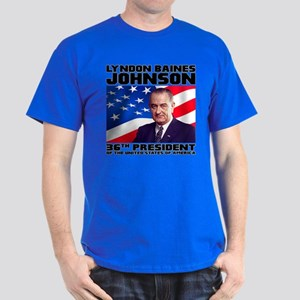 36 Johnson Dark T-Shirt
