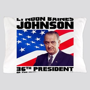 36 Johnson Pillow Case
