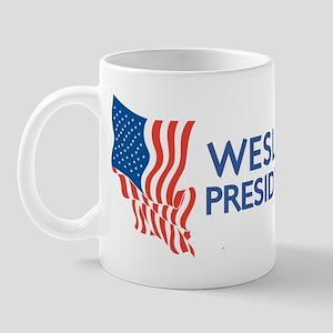 WESLEY CLARK for President Mug
