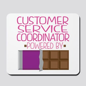 Customer Service Coordinator Mousepad