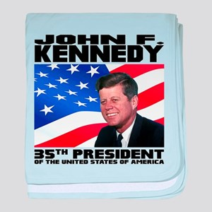 35 Kennedy baby blanket