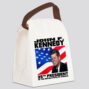 35 Kennedy Canvas Lunch Bag