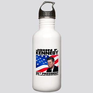 35 Kennedy Stainless Water Bottle 1.0L