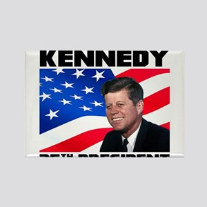 35 Kennedy Rectangle Magnet